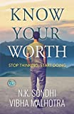 img - for Know Your Worth: Stop Thinking, Start Doing book / textbook / text book