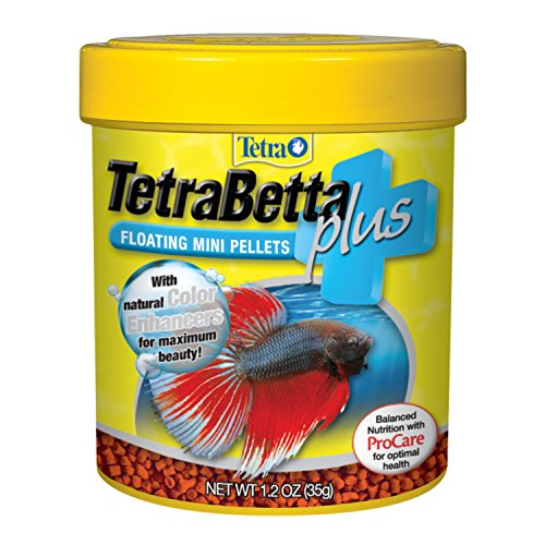 Tetra 77256 TetraBetta PLUS Mini Pellets