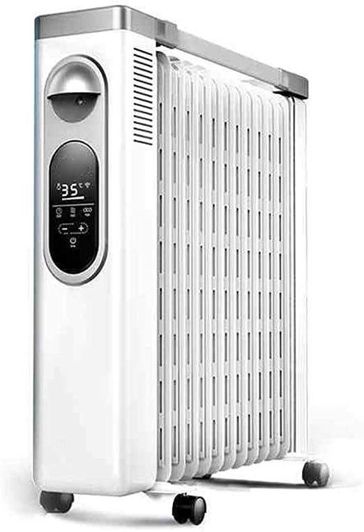 NFJ Ventilador Eléctrico/Calefactor Eléctrico bajo Consumo ...