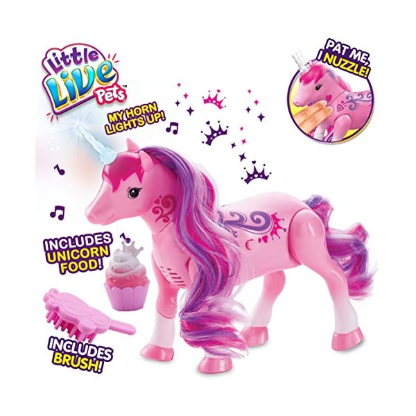 Little Live Pets - Sparkles My Dancing Interactive Unicorn   Dances & Lights to Music - Engaging Fun - Batteries… 16