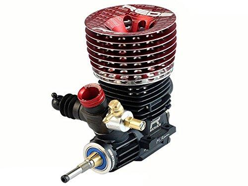 レッズRacing r7 Evoke v3 . 0 – 7ポート – .21オフロードエンジン – W / HCx Carb / gen2 Venturi B01H3R4B02