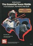 Essential Texas Fiddle Set, Lanny Fiel, 0896722821