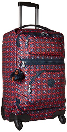 Kipling Darcey Solid Small Wheeled Luggage, multicoloured, One Size