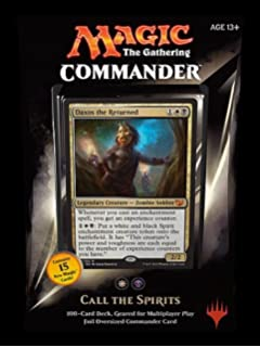 Magic The Gathering: Commander 2015 Set de mazos de Cartas ...