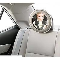 Espelho Retrovisor Para Banco Traseiro Carro Bebê Multikids Baby Look Bb181
