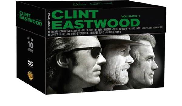 Clint Eastwood - Essencial, Volumen 1 [DVD]: Amazon.es: Clint ...