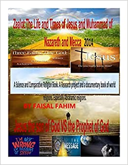 Zealot:The Life and Times of Jesus and Muhammad of Nazareth and Mecca 2014