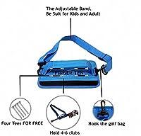 Golf Club Bag Mini for Men Women Kids, Lightweight Driving Range Carrier Course Training Case