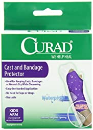 Curad Cast Protector Kid\'s Arm, 2 Count