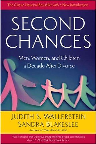 Second Chances: Sandra Blakeslee, Judith Wallerstein