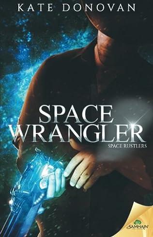 book cover of Space Wrangler