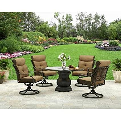 Image Unavailable Not Available For Color Better Homes And Gardens Bailey Ridge 5pc Dining Set