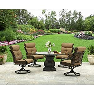 Better Homes And Gardens Bailey Ridge 5pc Dining Set
