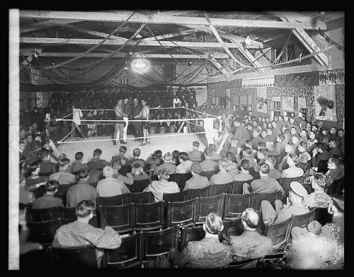 Photo: K.C. Hut,boxing - Foto Hut