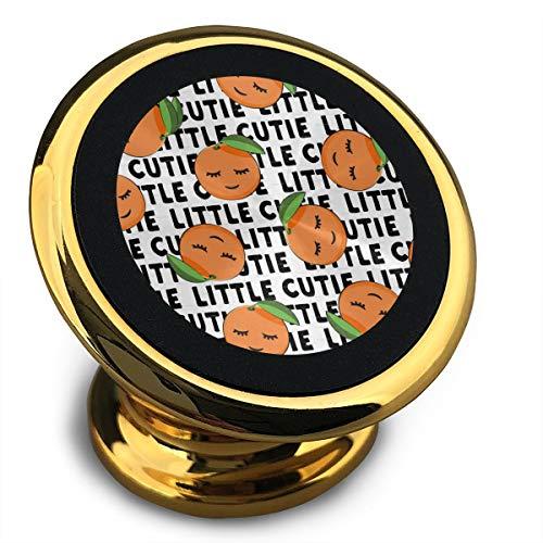Baerg Universal Magnetic Phone Car Mounts Magnet Holder Little Cutie - Happy Oranges Magnetic Mount for Phone 360° Rotation