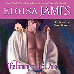 The Taming of the Duke Audiobook