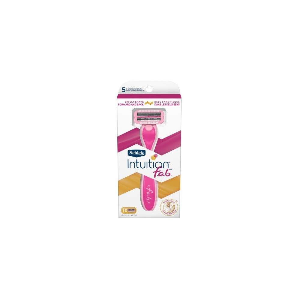 Schick Intuition F.a.b. Razor (Pack of 12)