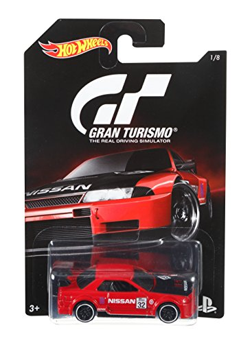 Hot Wheels Gran Turismo assorted collection set 8 model a total of 12 units, input [Japan Genuine] (DJL12) (Input Units)