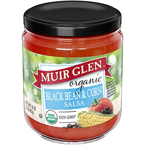 corn black bean salsa - 3