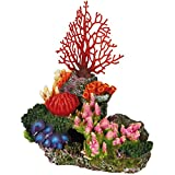 Trixie Aquatic Coral Reef With Air Outlet (11.4 inch) (Multicolored)