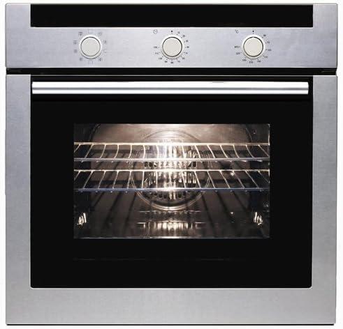 MILLAR EO5909KSS 9 funciones ventilador horno eléctrico: Amazon.es ...
