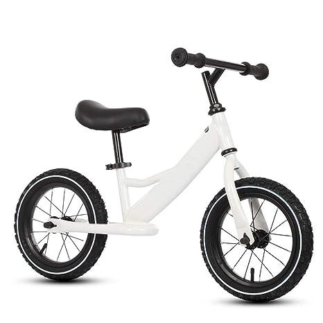 ANYURAN Bicicleta De Equilibrio para Niños, Silla De Aluminio, 12 ...