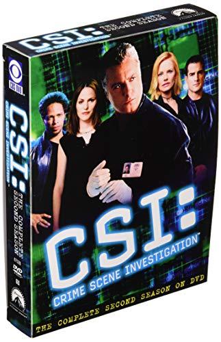 Csi Crime Scene Investigation 2001 - CSI:  Crime Scene Investigation:  Season 2