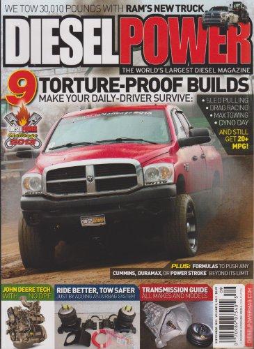 Diesel Power Magazine September 2013