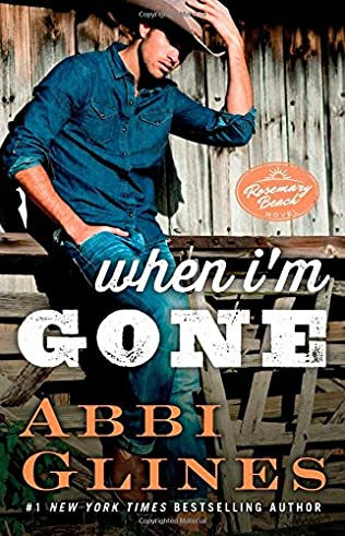 book cover of   When I'm Gone