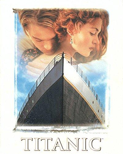 TITANIC Movie Poster Leonardo DiCaprio RARE 24x36inch