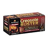 Used Wood Stove Best Deals - Pine Mountain Creosote Buster Safety Firelog, 1 Log