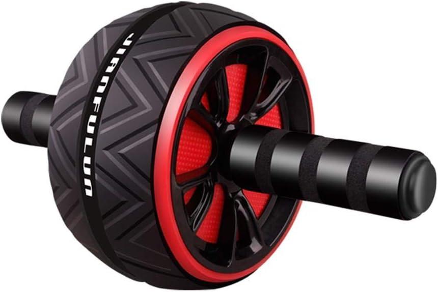 Makluce Rueda Abdominal Multifuncional Interior Silencioso Hombres Y Mujeres Cintura Delgada Abdominales Fitness Aids-Roller/Roller Kit