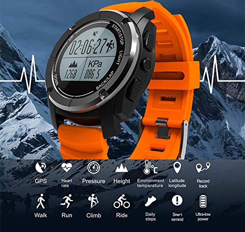 Smart watch Fitness Tracker S928, Bluetooth Reloj ...