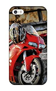 TYH - 5243781K65882480 For Iphone Protective Case, High Quality For Iphone 5C Ducati Skin Case Cover phone case