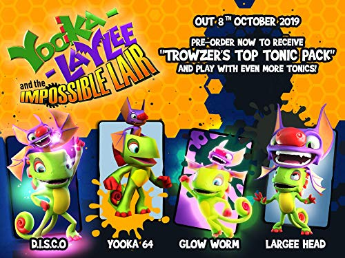Yooka-Laylee: The Impossible Lair - Nintendo Switch 2