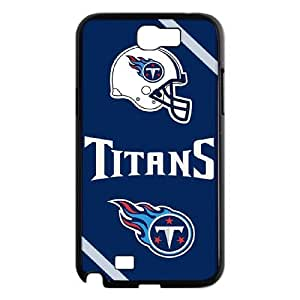 JCCFAN Tennessee Titans Phone Case For Samsung Galaxy Note 2 N7100 [Pattern-3]