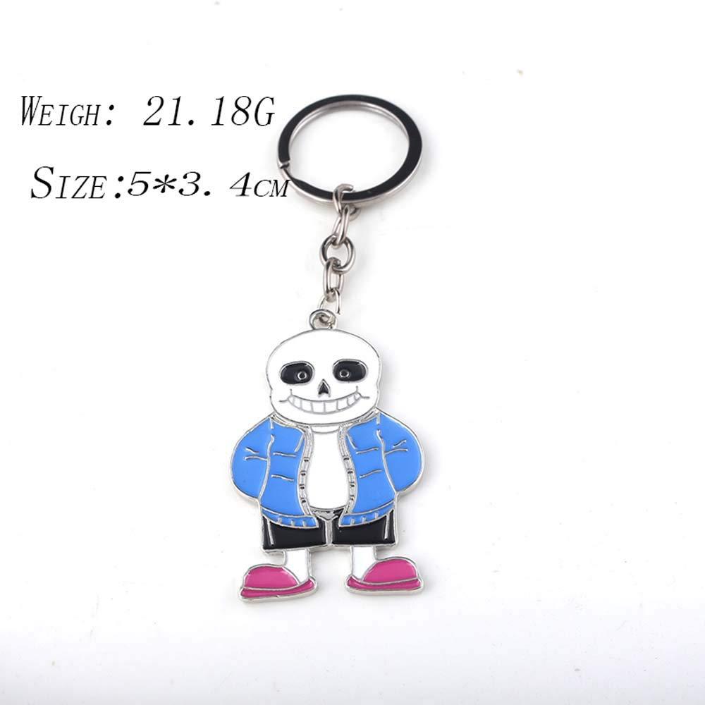 Amazon.com: Levin_Art - Llavero con diseño de esqueleto, 3 ...