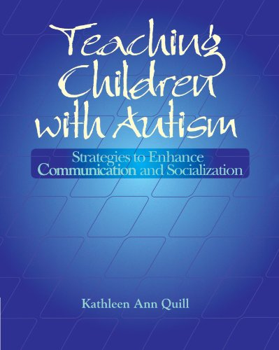Teaching Children with Autism: Strategies to Enhance Communication and Socialization (Health & Life Science) by Brand: Cengage Learning