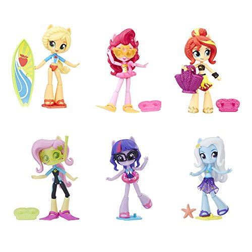 My Little Pony Equestria Girls Mini-Figures Wave 3 Set