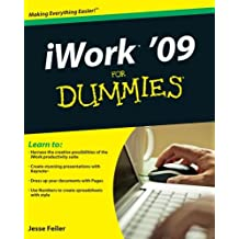 iWork '09 For Dummies