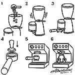 Pressino-per-Caff-da-Barista-Deluxe-51mm-Acciaio-Inossidabile-e-Manico-in-Alluminio-di-Alta-Qualit-per-lintenditore-di-Caff