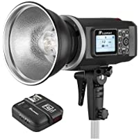 Flashpoint XPLOR 600 HSS Battery-Powered Monolight with Built-in R2 2.4GHz Radio Remote System and R2 Transmitter For Fuji (Bowens Mount)(AD600)