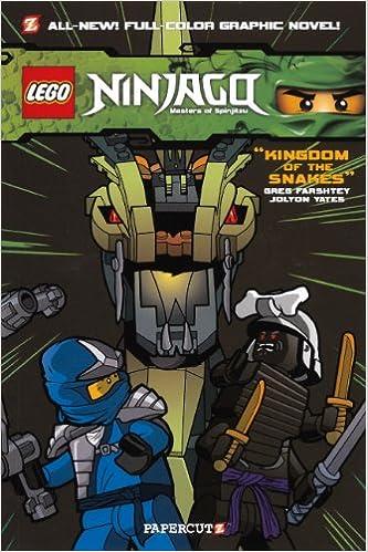 Lego Ninjago 5: Kingdom of the Snakes Lego Ninjago: Masters ...