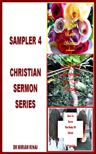 Sampler 4 Christian Sermon Series Four Seasons Sampler