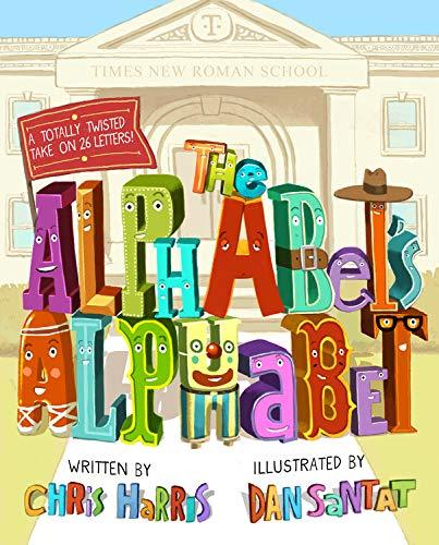 Book Cover: The Alphabet's Alphabet