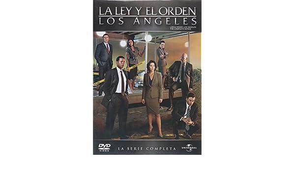 Amazon.com: La Ley y Orden Los Angeles Serie Completa en DVD: Skeet Ulrich, Corey Stoll, Dick Wolf: Movies & TV