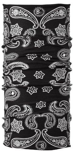 Bekleidung Buff Original Buff Cashmere Black Halstuch Schlauchtuch Multifunktionstuch