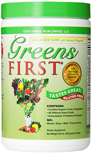 Greens First Nutrient Rich Antioxidant SuperFood