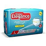 Sanita Elegance incontinence Unisex Adult Pull-Ups Large,(80-105 CM)-18 PAD