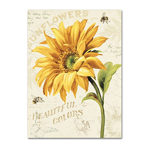 Under the Sun II Wall Decor by Lisa Audit, honey bee wall art